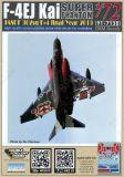DXM72032 F-4EJ Kai Phantom II in Black