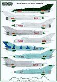 MOD72123 MiG-21 Fishbed/Mongol Around the World: Vietnam