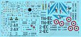 BD32069 Mirage 2000-5F EC 1/2 Cigognes Part 1