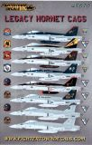 FTD48070 F/A-18C Hornet CAG Jets