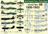 DPC48015 North Korean Air Force in Korean War 1950-1953