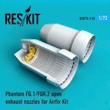 RSU720110 Phantom FG.1/FGR.2 Exhaust Nozzles (open)