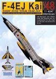 DXM48043 F-4EJ Kai Phantom II JASDF Final Year 2020