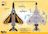 DXM72040 F-4EJ Kai Phantom II JASDF Final Year 2020