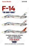 CD72106 F-14A Tomcat - The Early Years
