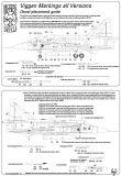 MRD7219 Saab 37 Viggen Stencils