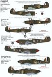XD72321 SAAF Fighters WWII Part 1