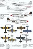 XD72322 SAAF Fighters WWII Part 2