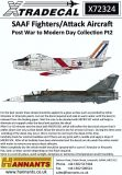 XD72324 SAAF Fighters/Attack Aircraft Post War Part 2
