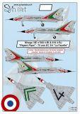 SY48122 Mirage IIIE Display Team Regent Papa