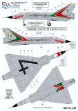 SY72122 Mirage IIIE Display Team Regent Papa