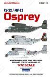 CD72118 V-22 Osprey