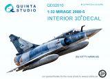 QD32010 Mirage 2000-5 Cockpit Details