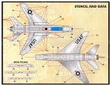 FD&S4821 F-100D Super Sabre U.S. Air Force in Vietnam