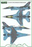 MOMD32138 F-16C Block 52+ Fighting Falcon 100 Years Polish Air Force
