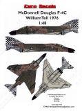 EU72125 F-4C Phantom II William Tell Weapons Meet 1976