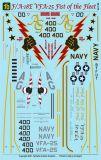 TB48270 F/A-18E Super Hornet VFA-25 Fist of the Fleet