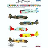 ACD72033 T-6 Harvard & Texan in Worldwide Service