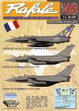 DXM48045 Rafale C/M French Air Force/Navy