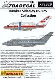 XD72329 Dominie T.1 & HS.125 Royal Air Force