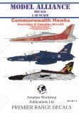 MAL48112 Commonwealth Hawks