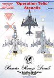 MAL72111 Harrier GR.7, Tornado F.3, Tornado GR.4/4A Stencils