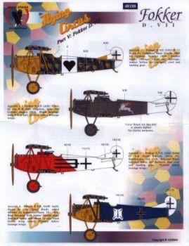 EGS48188 Fokker D.VII