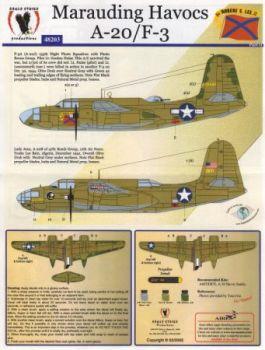 EGS48203 F-3A (A-20J) Havoc/Boston III