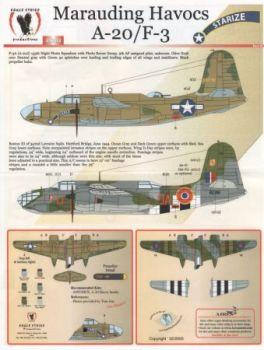 EGS48204 F-3A (A-20J) Havoc/Boston III