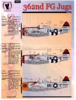 EGS72055 P-47D Thunderbolt