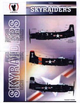 EGS72056 AD-1/2/4 Skyraider
