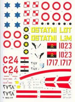 HD48005 MiG-17F/Lim-5 Fresco-C
