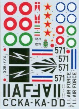HD48017 F/RF-84G Thunderjet