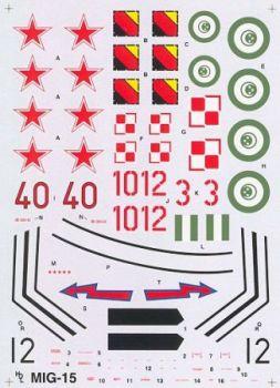HD72022 MiG-15bis/Lim-2 Fagot-B