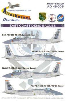 ABD48006 F-15C Eagle