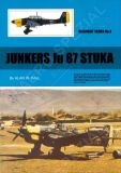WT003 Junkers Ju 87 Stuka