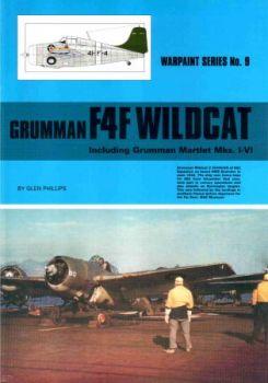 WT009 Grumman F4F Wildcat/Martlet