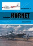 WT019 de Havilland Hornet & Sea Hornet