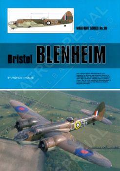 WT026 Bristol Blenheim