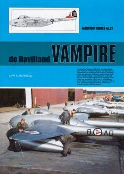 WT027 D.H. Vampire