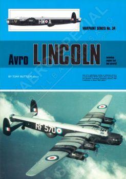 WT034 Avro Lincoln