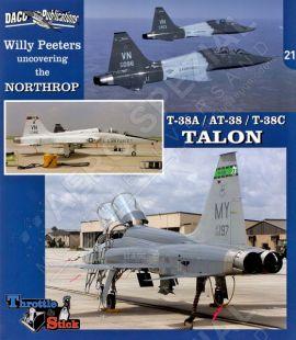 DCB021 T-38A/AT-38/T-38C Talon