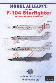 MAL48108 F-104 Starfighter
