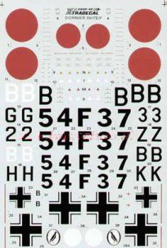 XD48009 Do 17E/F