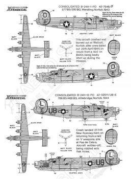 XD72025 B-24H/Liberator