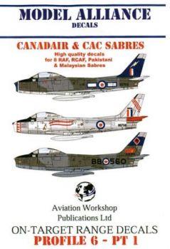 MAL72120 F-86 Sabre