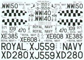 MAL72121 Sea Venom/Whirlwind/Sea Hawk