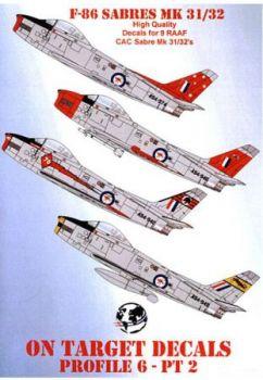 MAL72125 F-86 Sabre