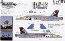 TB72035 F/A-18C Hornet
