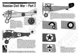 BR4524 Russischer Bürgerkrieg, 1918-20
